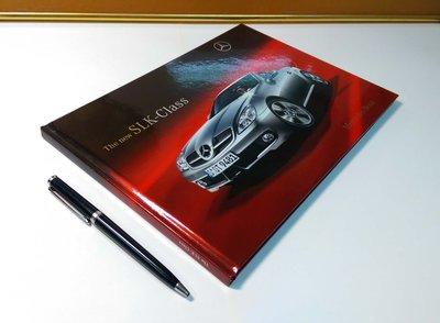 【觀天下 ◎ 收藏天地】賓士 Mercedes - Benz《 SLK - Class 》精裝本 ◎ 收藏家的最佳工具書