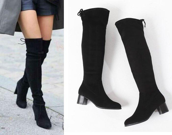 保暖美麗同樣重要 俄羅斯專櫃 內刷毛 美腿瘦腳  高筒靴 長筒靴 直筒靴 長靴 (TXZ2)
