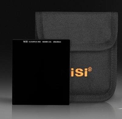 NISI 耐斯 方型減光鏡片 ND1000【 100*100mm 】(減十格) 100x100mm