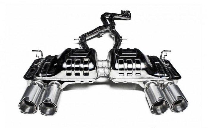【樂駒】Eisenmann 排氣管 改裝 尾段 套件 系統 F80 F82 M3 M4