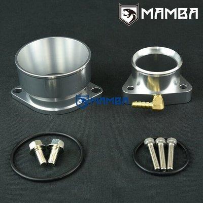"""3"""" Turbo Compressor Inlet+2""""Outlet Flange For Nissan Silvia"""