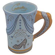 【丹】A_Disney Parks Cinderella Dress Ceramic 仙履奇緣 灰姑娘 迪士尼 馬克杯