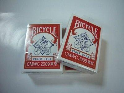 撲克牌BICYCLE 東京自由車限量版