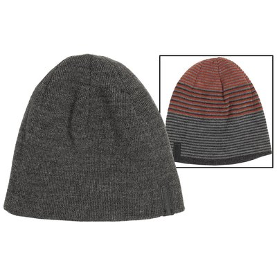 【Calvin Klein CK 】100% 全新正品 秋冬新品 CK LOGO 雙面可用 中性 毛帽 *CKH03*