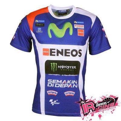 ♚賽車手的試衣間♚ Lorenzo #99 Lorenzo Yamaha Sponsor T-shirt T恤 特價