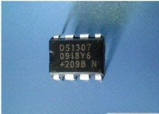 DS1307 Real time Clock 時鐘 IC DIP8 (20個一拍) [128084]