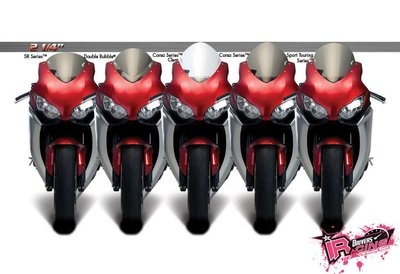 ♚賽車手的試衣間♚ Zero Gravity® Honda CBR 1000RR ABS 08-11 CORSA款 風鏡