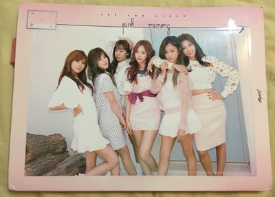 APink PINK MEMORY + LUV x BLOSSOM