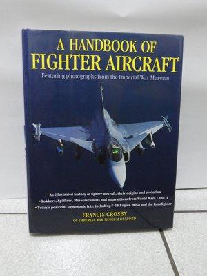 A Handbook of Fighter Aircraft 精裝軍事戰機圖鑑   9780681342569   英國