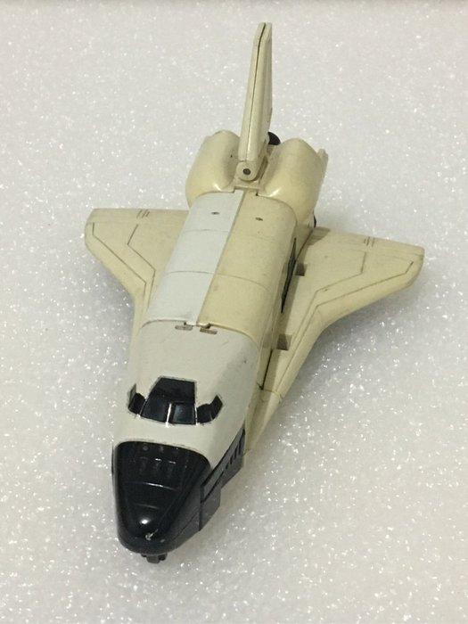 1985年 日本BANDAI 太空梭變形金剛