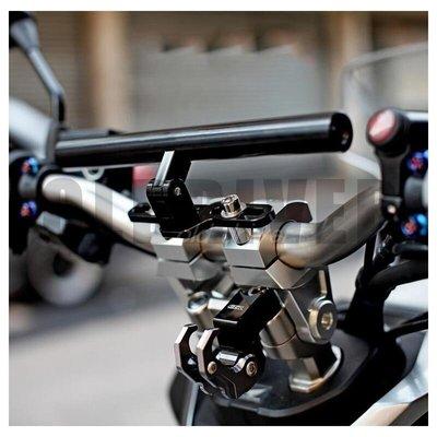 【可開發票】適用本田x-adv150改裝擴展橫桿鋁合金加長支架可調節多功能擴展桿[機車部件]