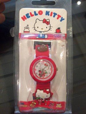 Hello Kitty 凱蒂貓可愛兒童錶 日本限定