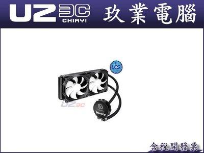 『嘉義U23C全新開發票 』曜越 Water 3.0 Extreme S 一體式水冷CPU散熱器(PWM)  散熱 風扇