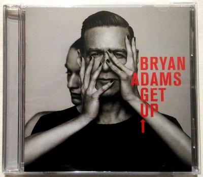 英倫搖滾天王 / 布萊恩亞當斯 Bryan Adams / 搖滾甦醒 Get Up / 澳洲進口盤 破盤價 全新未拆