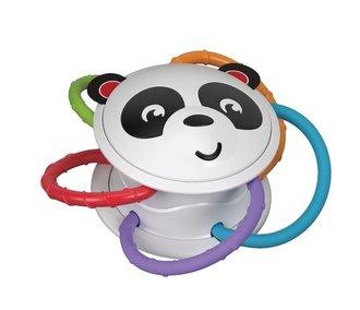 【魔法世界】美國 Fisher-Price 費雪感官動物扭扭樂-熊貓