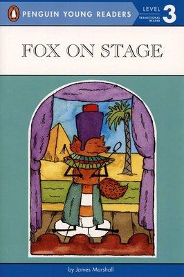 *小貝比的家*FOX ON STAGE /L3 /平裝/7~12歲/第三階