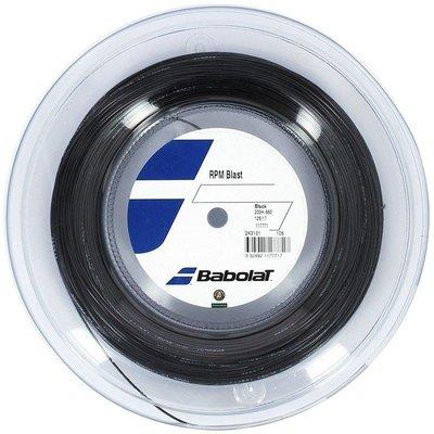 【曼森體育】Babolat RPM Blast 網球線 200m/1盤 八角硬線 納達爾專用款