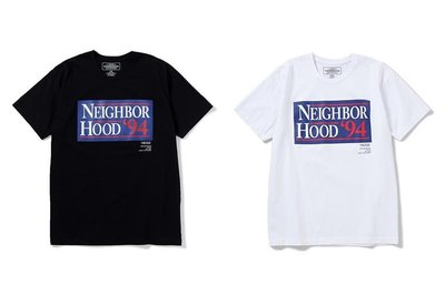 19AW Neighborhood 94 / C-TEE . SS 全新正品公司貨含運 現貨