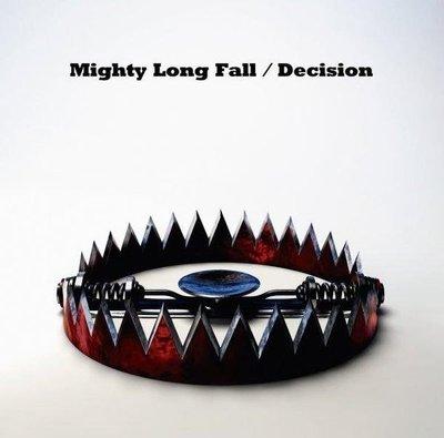 現貨特價中 ONE OK ROCK Mighty Long Fall  Decision 2014最新單曲 (日版CD)  全新 浪客劍心 京都大火