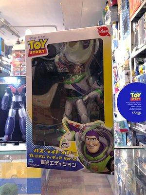 ArtLife @ SEGA PIXAR BUZZ バズ PMフィギュア 蓄光 玩具總動員 夜光 巴斯光年 日版景品
