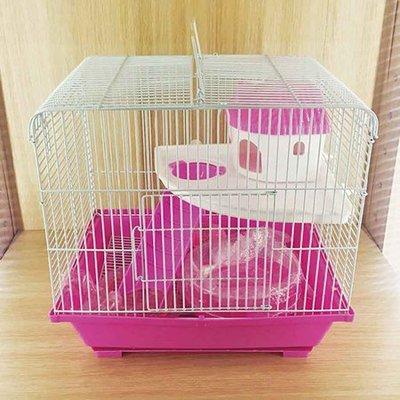 ✪第一便宜✪ Z-C012 精緻舒適鼠籠M 小動物籠 紅/藍 二款均一價