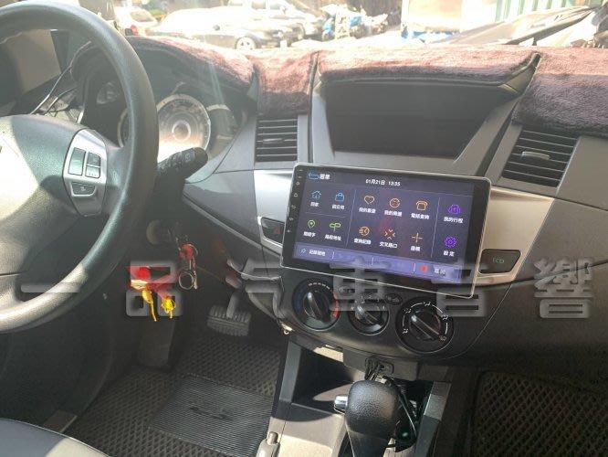 一品.  中華 ZINGER 專用9吋安卓主機.CONVOX 8核心 正版導航.藍芽.網路電視.Google 三菱
