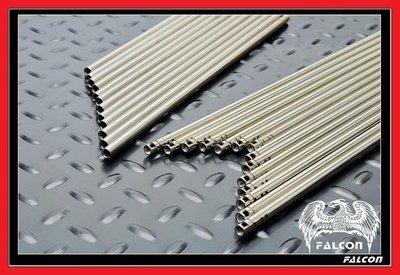 【WKT】FALCON戰隼 MARUI 電槍八鏜線精密管 8.56.03(590mm)-F160s-590