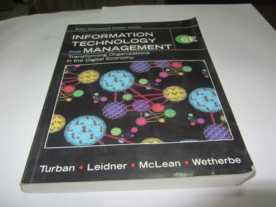 Information Technology for Management: Transforming Organiz