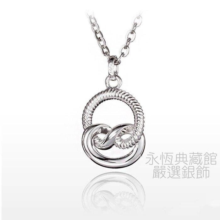 【永恆典藏館】J'code真愛密碼【纏綿純銀墬飾-男款】贈原廠鋼鍊 珠寶級做工 時尚情人對鍊 免運