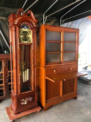 老爺鐘|發條鐘|電鐘|時鐘|德國機心鐘|林衝浪私倉聊