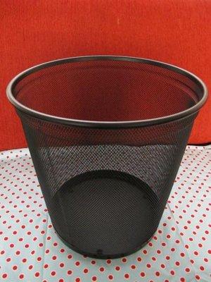 315百貨~無印良品風格 圓形、方形拉網垃圾桶~大