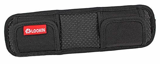 呈現攝影-SKIER 高彈力肩墊 減壓墊 (長條型) 背包減重墊 背包背帶用 舒適 減重 防滑