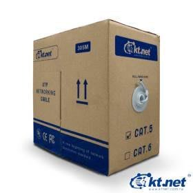 *網網3C*C5E305米0.5高導電鋁G  Cat.5e(Category 5 Cable)五類8蕊高導電銅包鋁線;它