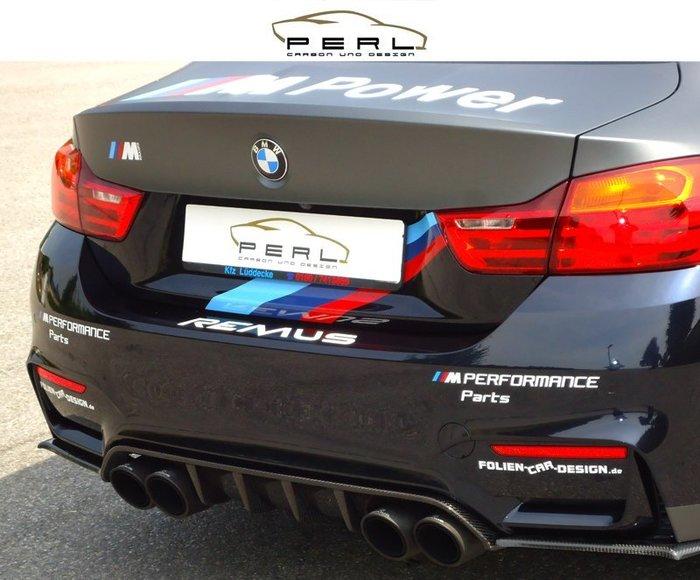 【樂駒】Perl Carbon Design BMW F80 M3 碳纖維 carbon 後下巴 空力 外觀 擾流