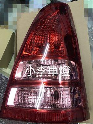~李A車燈~全新 外銷精品件 豐田 INNOVA 07 08 09 10年原廠型後燈 一顆800元 分有無後霧燈