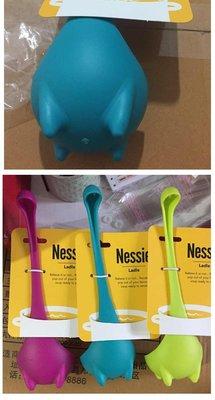 Nessie Ladle 尼斯湖水怪湯勺3個顏色1組~起賣
