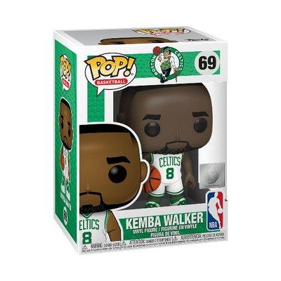 BEETLE FUNKO POP NBA CELTICS 塞爾提克 KEMBA WALKER 沃克