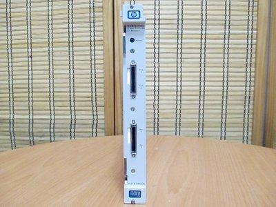 康榮科技二手儀器Agilent/HP E1452A Terminating 20MHz Pattern Module