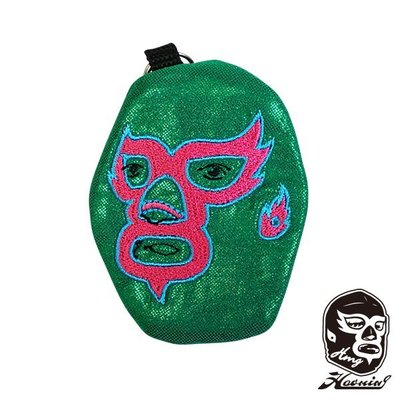 『Haoming』Mask Coin Case 零錢包 COLOR C