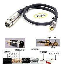 缺貨 Micvalu 麥克樂 1.5M麥克風線 3.5mm插頭線 MIC線 卡農線 VJ02 網路天空