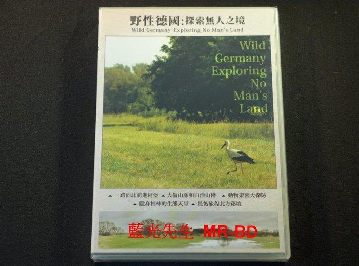 [DVD] - 野性德國:探索無人之境 Wild Germany ( 采昌正版 )