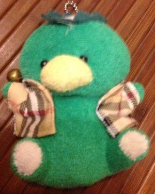 全新綠雞吊飾