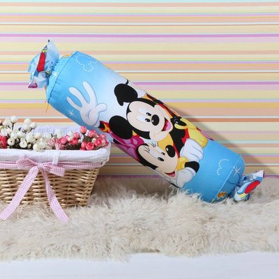 4款 迪士尼 糖果枕 卡通抱枕 全棉靠枕~米奇 米妮 ickey Minnie  20~60CM