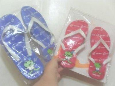 全新聽障吉祥物海灘鞋-每雙150