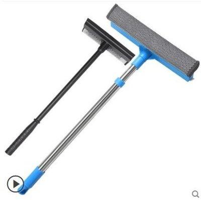 木麗搽擦玻璃神器家用雙面擦高樓刮水器凊洗刷窗戶清潔工具伸縮桿