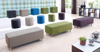 [歐瑞家具]YA334-10-12布長凳 /系統家具/沙發/床墊/茶几/高低櫃/床組/餐桌椅/1元起/高品質/最低價