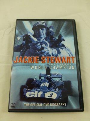 F1 World Champion Jackie Stewart Story