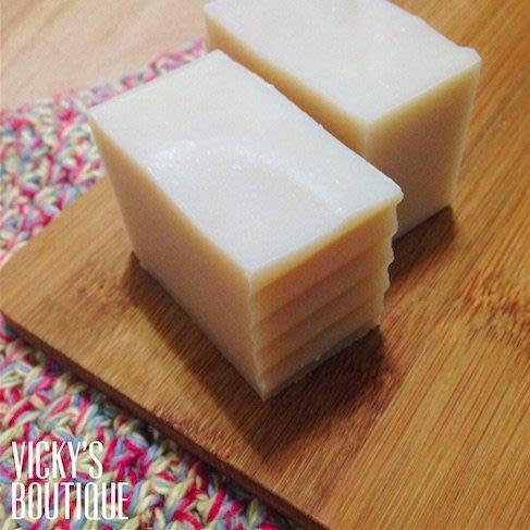純手工製天然保養 COG椰汁牛奶潤膚皂