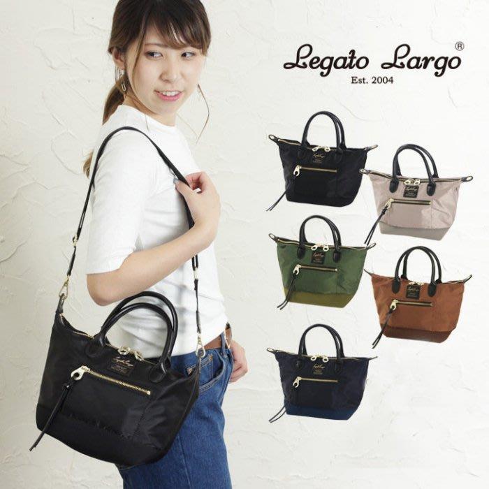 Legato Largo 牛津防水大容量 側背包 單肩包 媽媽包 水餃包 手拿包 旅行包 (小款)