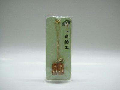 日本購入~手作木質精品 一位細工~原木可可色((和風木屐夾腳拖鞋 復古吊飾))隨身包手拿包化妝包零錢包手機鈴鐺掛飾